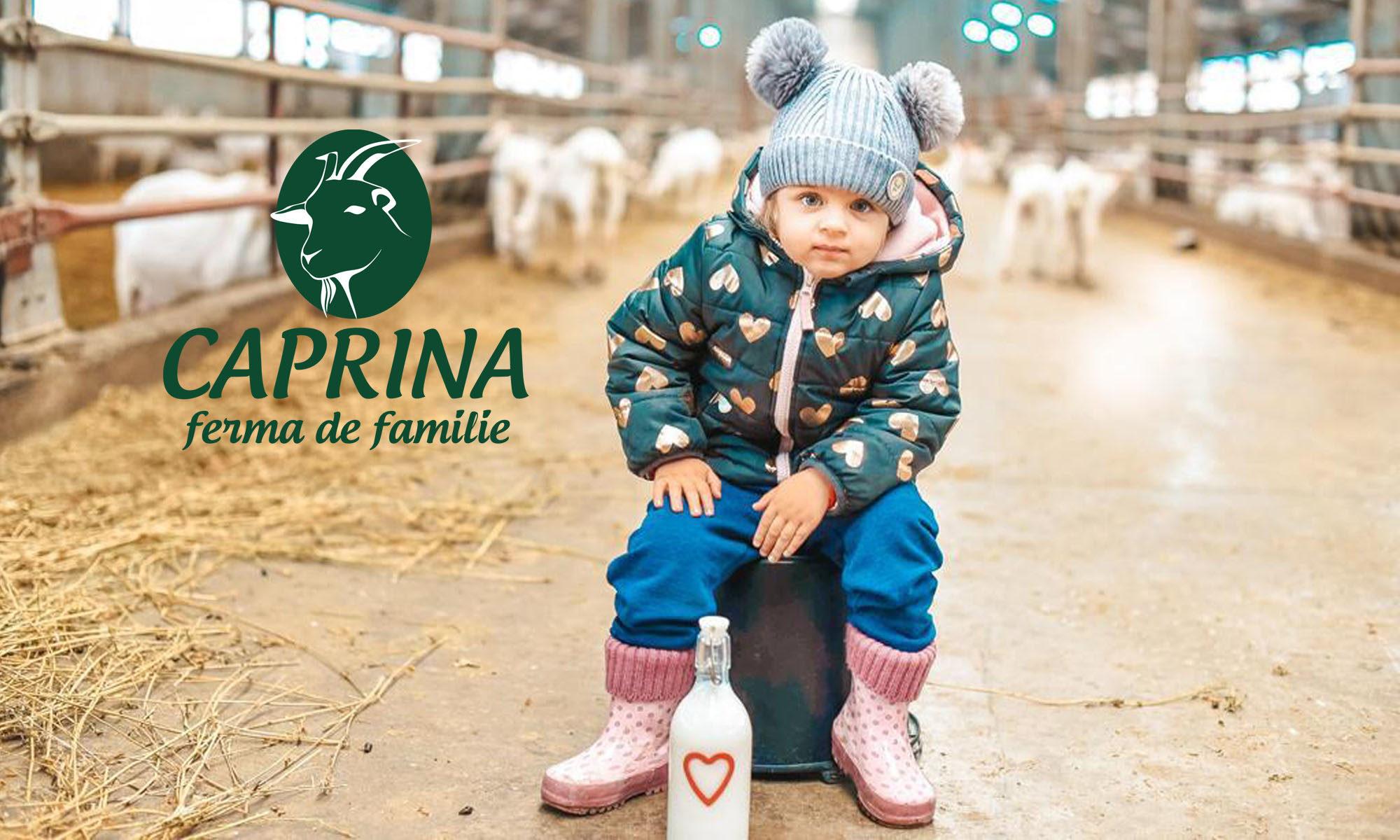 Caprina -  Ferma de familie